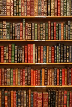 Gift Editions, at Powell's Books (used bookstore), Portland, Oregon. By Courtarro, via Flickr.  http://www.powells.com/  http://pinterest.com/powellsbooks/