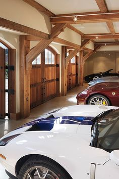 Luxury mansion with an immaculate five-car garage. California, US