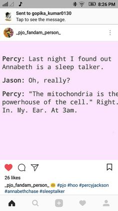 Did anyone else notice that if Annabeth said it in Percy's ear, that means they were sleeping together XD <<XD Yasss Percy Jackson Head Canon, Percy Jackson Ships, Percy Jackson Fan Art, Percy Jackson Memes, Percy Jackson Books, Percy Jackson Fandom, Percabeth, Solangelo, Magnus Chase