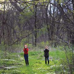 Growing Up Free: Inspiring a Love of Nature - Nature and Environment - MOTHER EARTH NEWS