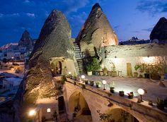 Cave Hotel Kelebek, Goremenon, Turchia