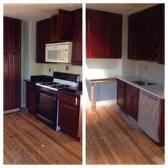 """I go by """"Miss"""": Kitchen Remodel and Update"""
