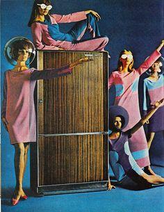 frigidaire circa 1968