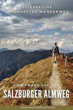 Schroffe Gipfel, grüne Wiesen und jede Menge idyllische Berghütten: Das ist der Salzburger Almenweg. Wenn du eine mehrtägige Hüttenwanderung bei maximaler Planungsflexibilität unternehmen willst, dann findest du in den Alpen kaum eine besser geeignete Gegend.