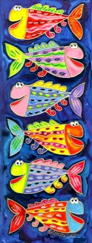 funky fish - Google Search