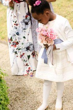 Flower Girl Wedding Dress Trends, Best Wedding Dresses, Wedding Suits, Wedding Attire, Wedding Styles, Wedding Ideas, Flower Girls, Flower Girl Outfits, Wedding Looks