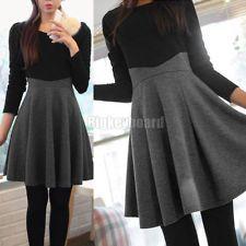 Closet Full Skater Skirt in Scuba. I love skater skirts that are a ...