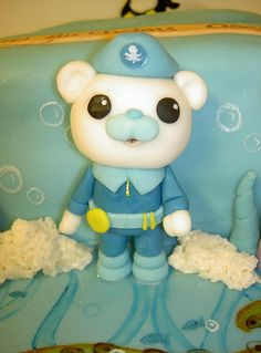 Captain Barnacles(Octonauts)