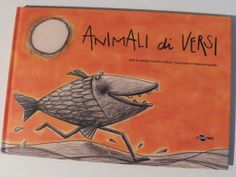 "#bibliotecadilignano ""Animali di versi"" di Isabella Christina Felline, Uovonero Art Therapy, Childrens Books, Mamma, Kids, 3, Sensory Play, Book, Art, Children Books"
