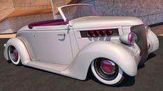 1936 Ford Roadster by SamCurry.deviantart.com on @DeviantArt