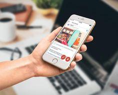 Llévanos contigo, programa tus publicaciones en Instagram donde sea con Wisel.it. Búscanos en Google Play y Apple