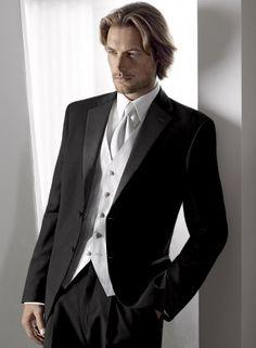 Awesome Calvin Klein Black Tuxedo