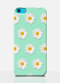 Daisy iphone 5c case daisy iPhone 5c cover by TheSmallPrintCases