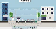 como diseñar vial urbano