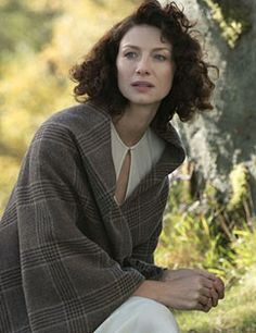 Claire (Caitriona Balfe) in Starz's Outlander