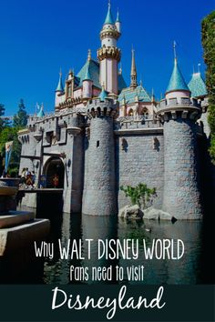 Why Walt Disney World fans need to visit Disneyland - the differences are worth a trip to the other coast!