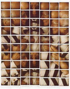Polaroid Mosaics By Maurizio Galimberti