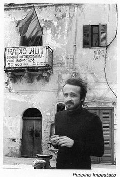 Peppino Impastato, fallen hero of the working class against the Italian mafia