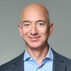 Jeff Bezos - #14 Powerful People, #2 Forbes 400, #2 Richest In Tech, Global Game Changers, #5 Billionaires, #3 RTRL, #3 The World's Billionaires
