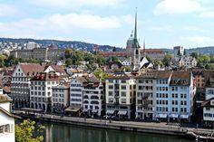 Switzerldan, Zurich