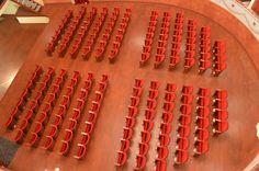 Teatro Petrarca - Arezzo - Customized chair