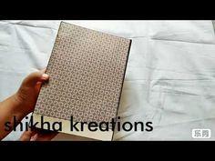 shikha kreations - YouTube Chipboard, Album, Youtube, Vintage, Vintage Comics, Youtubers, Youtube Movies, Card Book