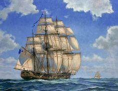 American Revolution Ships | American Revolution Ships