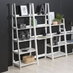 Fjørde & Co Whalley Bookcase £68.99 from Wayfair