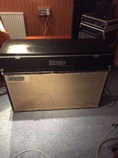 Fender Rhodes mit Verstärker in Münster - Hiltrup | Musikinstrumente und Zubehör gebraucht kaufen | eBay Kleinanzeigen