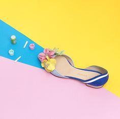 Marina Flat SS16  #Giannico #Shoes #PhotographyIdeas #StillLife #FashionPhotos #ShoePorn