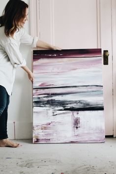 Dana/Mooney/Vancouver/Artist/Rising/Tides/Studio