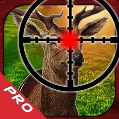 #NEW #iOS #APP Action Wild Animal PRO: Super Hunter - Carolina Vergara