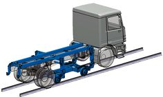 Lorry - Friction Drive (18t)