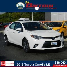 Do you or a friend want a new car with great financing? Check out today's Russ Darrow Toyota Deal