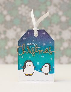 In My Creative Opinion: 25 Days of Christmas Tags - Day 9 and CCC #121