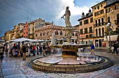 """Visit Verona - The City of ""Juliet and Romeo"""