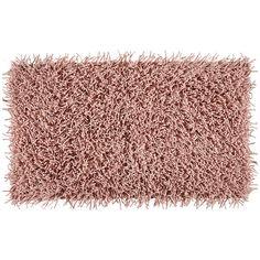 Aquanova Taro Bath Mat - Blush - 70x120cm ($110) ❤ liked on Polyvore featuring home, bed & bath, bath, bath rugs, pink, pink bath mat and pink bathroom rugs