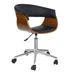 Porthos Home Liam Desk Chair Upholstery: Red Living Room Chairs, Dining Chairs, Desk Chairs, Dining Room, Lounge Chairs, Best Office Chair, Office Chairs, Ergonomic Office Chair, Cafe Chairs