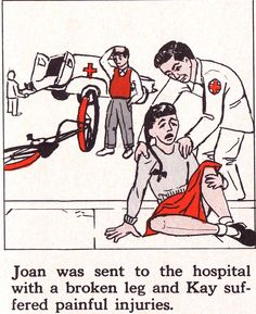 'It's Great to Be Alive!' Safety Manual, c.1950s - Retronaut