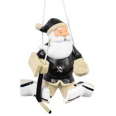 Pittsburgh Penguins Action Santa Ornament - Fanatics.com