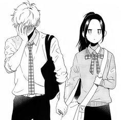 manga, anime, and hirunaka no ryuusei Manga Anime, Art Anime, Daytime Shooting Star, Shooting Stars, Anime Love, Anime Guys, Mamura Daiki, Tsubaki Chou Lonely Planet, Hirunaka No Ryuusei