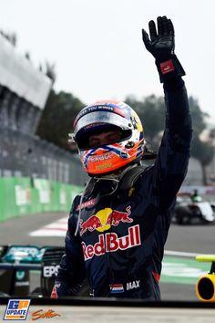 Max Verstappen, Formule 1 Grand Prix van Mexico 2016, Formule 1