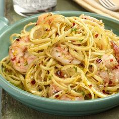 Linguine with Shrimp Scampi (Ina Garten)