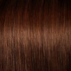 #4 chocolate brown color, natural clip-in hair extensions shop here: www.hairself.pl