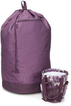 LOVE this new Cinch It Up Super Sak from Thirty-One Gifts!  New Fall 2013;