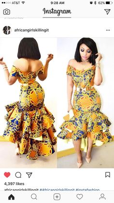 African fashion is available in a wide range of style and design. Whether it is men African fashion or women African fashion, you will notice. African Fashion Ankara, African Inspired Fashion, African Print Dresses, African Print Fashion, Africa Fashion, African Prints, African Fabric, African Dress Styles, Ankara Gown Styles