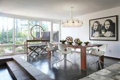 From country and cottage to modern and sleek, take a look at 40+ of our favorite designer dining rooms.