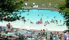 New Brighton Pool is an outdoor, heated pool in East Vancouver's New Brighton Park. It is open from Victoria Day weekend to Labour Day.