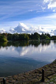 Saltwell Park Boating Lake