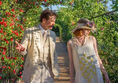 Check out 19 new pictures from Magic in the Moonlight, the new film from Woody Allen starring Colin Firth and Emma Stone, plus a lengthy plot synopsis. Colin Firth, Woody Allen, Emma Stone, Sherlock Holmes, Magic In The Moonlight, Cream Suit, Film 2014, Bridget Jones, British Actresses